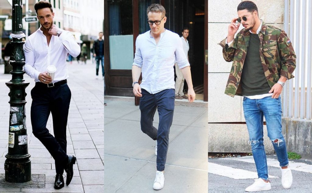 Ketahui Tips Memadukan Gaya Sporty Fashion Laki-laki