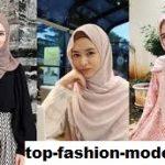5 Inspirasi Model Hijab untuk Lebaran Yang Mungkin Cocok Dengan Anda