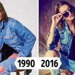 Model Fashion Era 90-an yang Hitz Kembali Hingga Sekarang